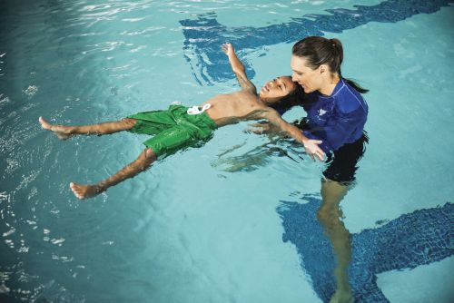 Private Swim Lessons - Rockland County YMCA